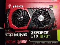 MSI GeForce GTX 1070 Ti 8Gb Gaming — Товары для компьютера в Новосибирске