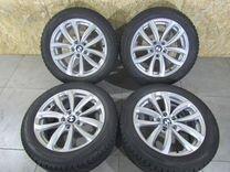 Литые диски бу R18 на BMW X3