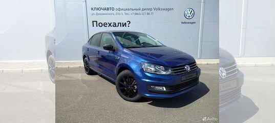 Volkswagen Polo, 2019 купить в Краснодарском крае | Автомобили | Авито