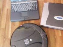 Ноутбук робот пылесос