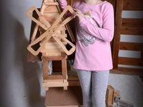 Кукольный дом из кедра