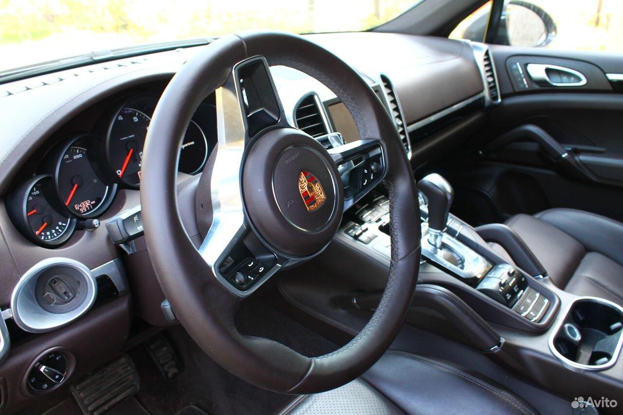 Porsche Cayenne, 2015  89606145036 купить 7