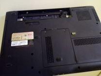Ноутбук HP DV6700 2 ядра 1 гиг