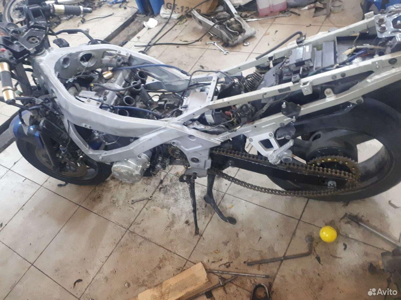 Kawasaki ZZR 400-2  89098326337 купить 1