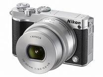 Беззеркалка Nikon 1 J5 в идеале