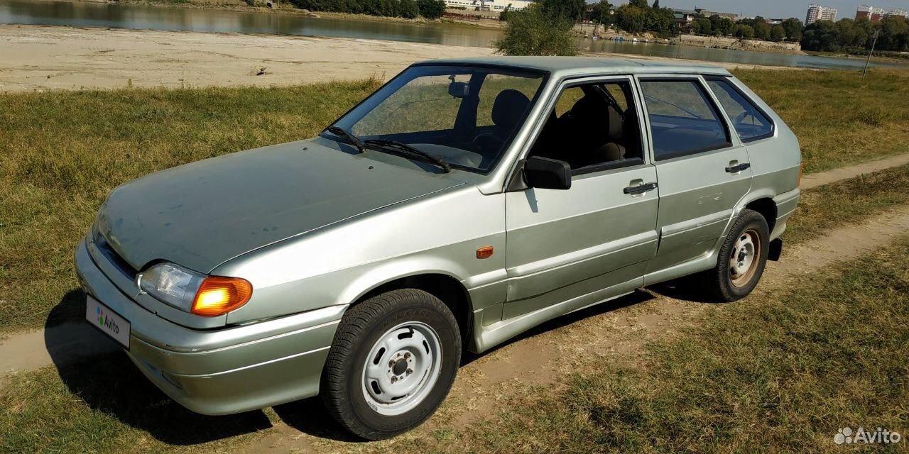 ВАЗ 2114 Samara, 2007  89586002143 купить 1