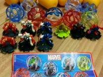 Киндер сюрприз Marvel