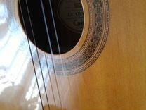 Гитара акустич. Epiphone, струны 3 нейл, 3 сталь