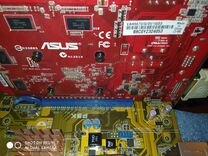 Asus HD6670 1gb hdmi/VGA/DVI — Товары для компьютера в Москве