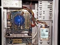 Игровой 4-х ядерный компьютер - Intel i5-2500