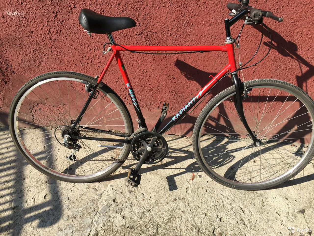 Велосипед Radiant  89024181312 купить 2