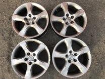 Оригинальные диски Toyota Mark 2 IR-S/IR-V в Новос