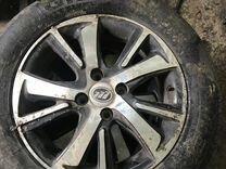 Диск колесный легкосплавный для Lifan X50 2015)
