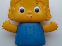 Пластмассовая кукла СССР