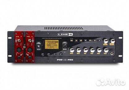 Инструментальный процессор эффеков line6 X3 pro 89824445851 купить 4