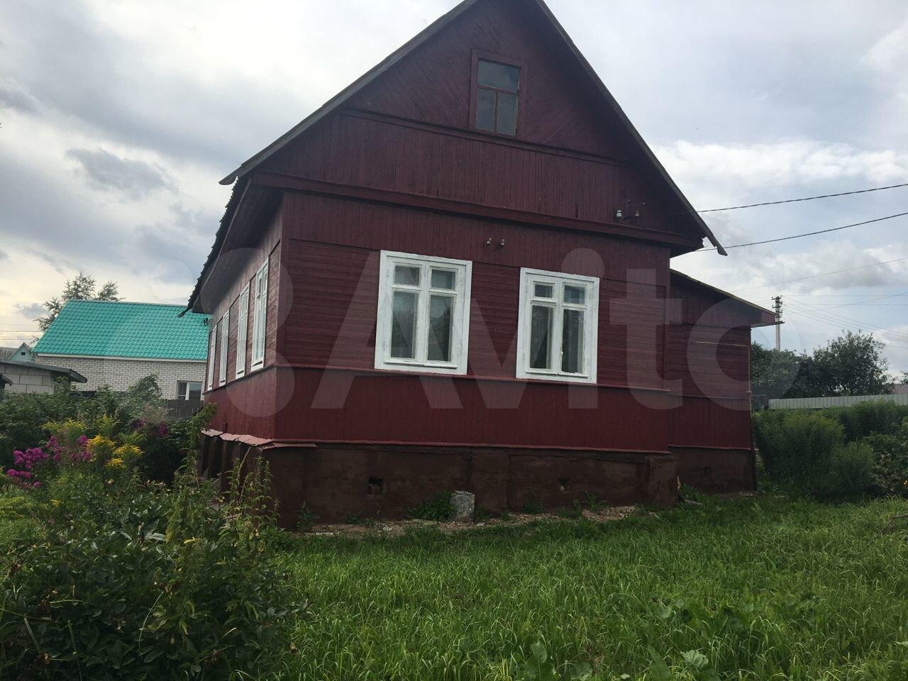 Дом 80 м² на участке 6 сот.  89156594626 купить 4