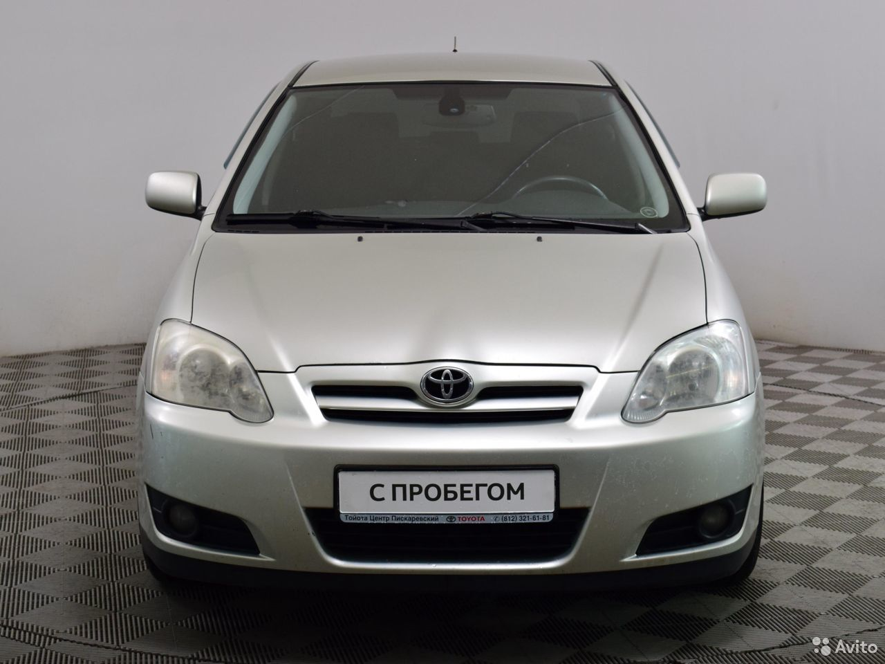 Toyota Corolla, 2006  88129207311 купить 3