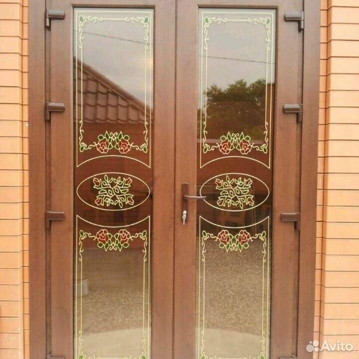 Пластиковый окна двери витражи  89899236863 купить 9