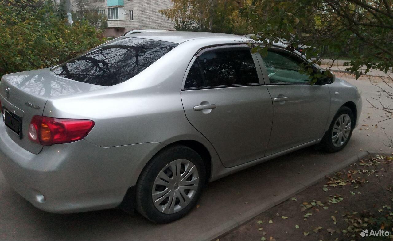 Toyota Corolla, 2010  89019227394 купить 4