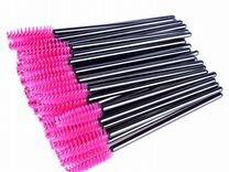 Щёточки нейлоновые для ресниц (50 шт)