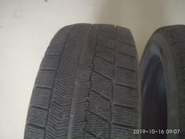 Продаю зимние шины Bridgestone Blizzak VRX R16, 20