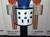 Микрофон беспроводной с Караоке Новый
