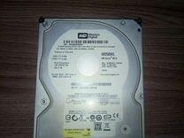 Жёсткий диск western digital 250gb — Товары для компьютера в Краснодаре