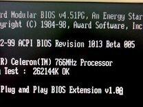 Asus P2-99 (Slot1) i-440ZX AGP ATX