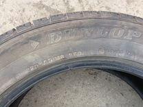 Dunlop 225/55/r18 (пара)
