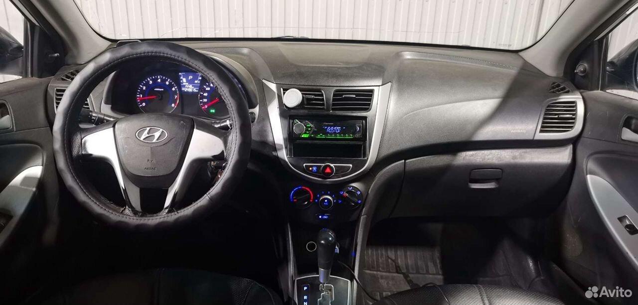 Hyundai Solaris, 2012  89584716924 купить 7