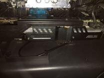 Asus GTX680-DC2T-2GD5 DirectCU 2 трёхслотовая