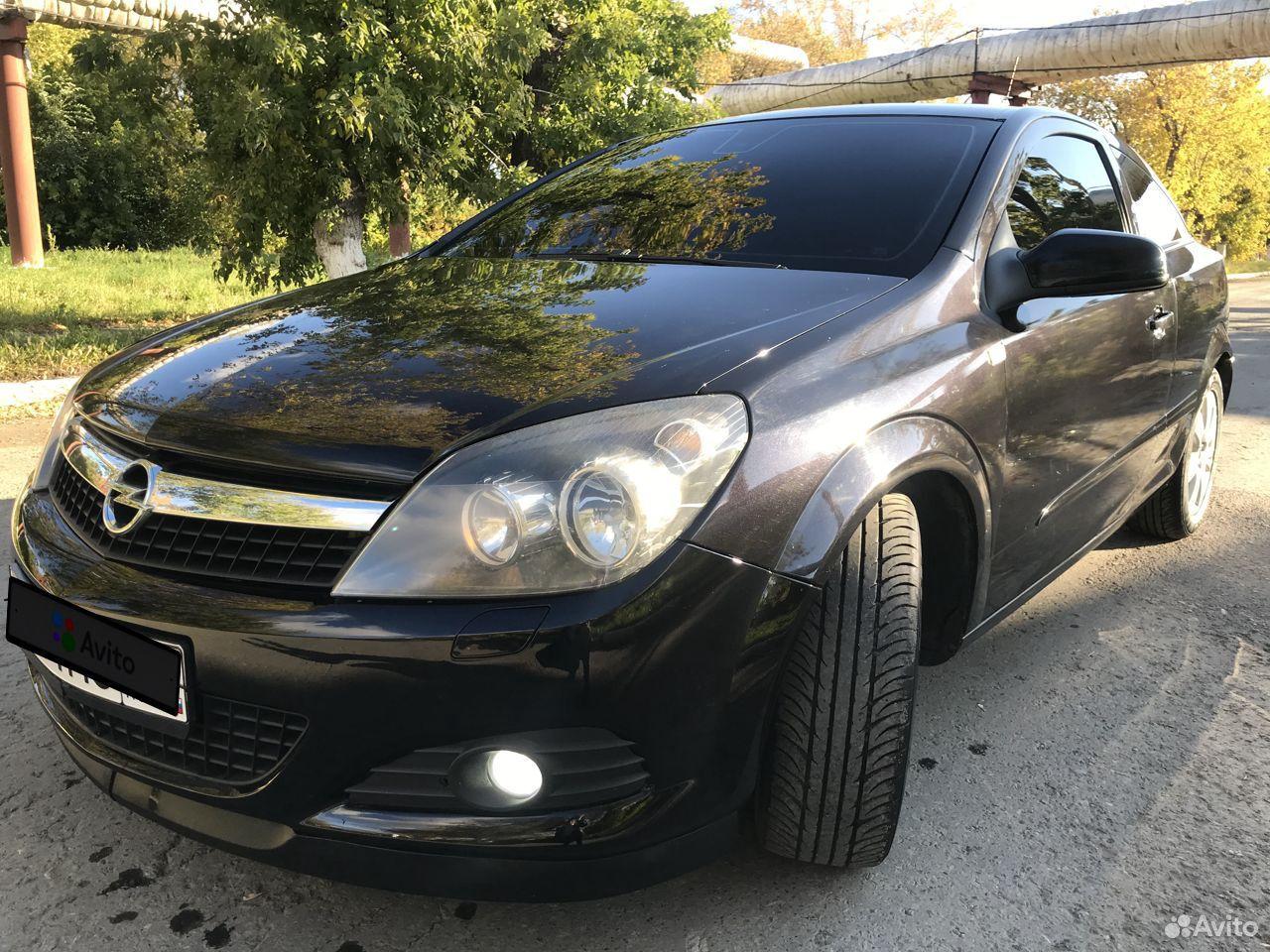 Opel Astra GTC, 2008  89129774188 купить 3
