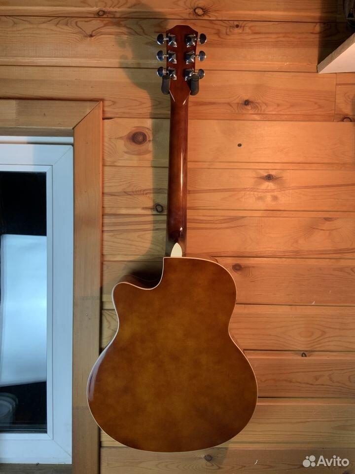 Электроакустическая гитара Chard  89024865089 купить 2