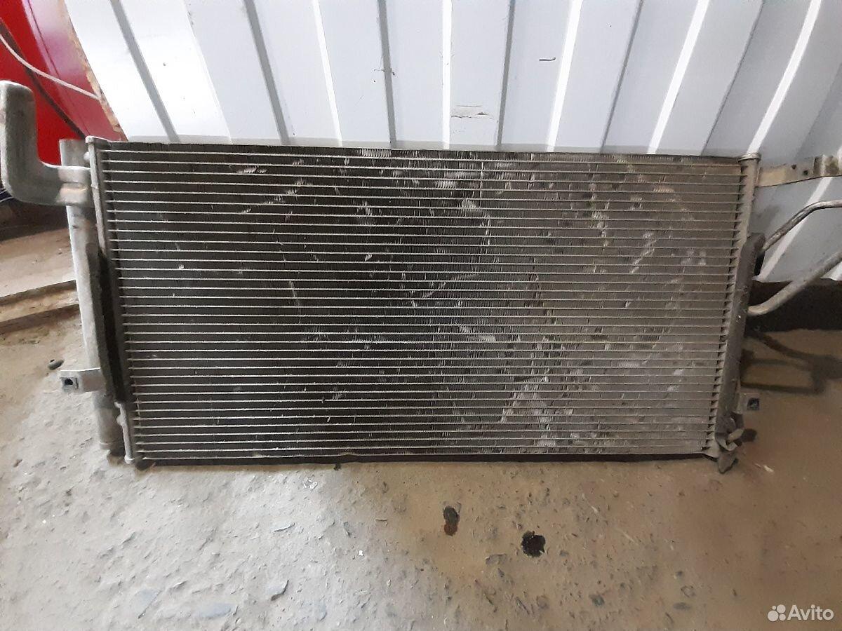 Радиатор кондиционера  89324784737 купить 1
