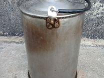 Ёмкость из нержавейки на 7 литров