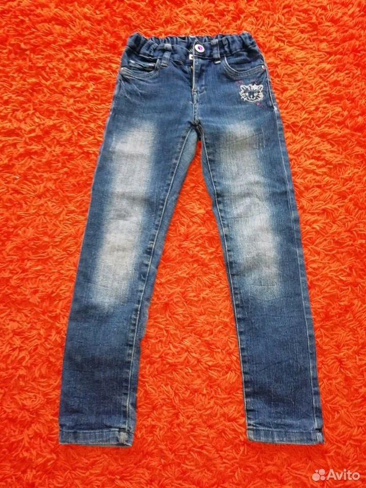 Две пары джинс в хорошем состоянии  89658100354 купить 1