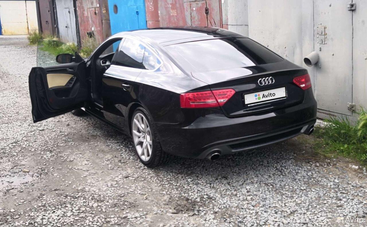 Audi A5, 2009  89822004087 купить 2