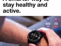 Спортивные смарт-часы ironcloud с GPS
