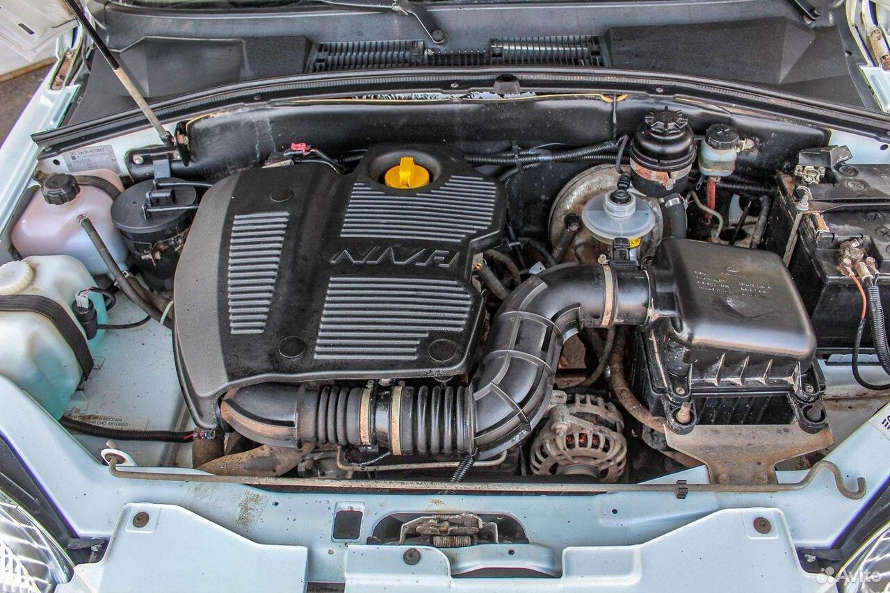 Chevrolet Niva, 2018  83412998008 купить 9