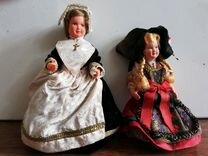 Кукла СССР Янис и Мара Ленигрушка