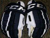 Перчатки хоккейные CCM 4R PRO SR