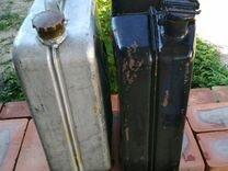 Канистра для топлива — Запчасти и аксессуары в Волгограде