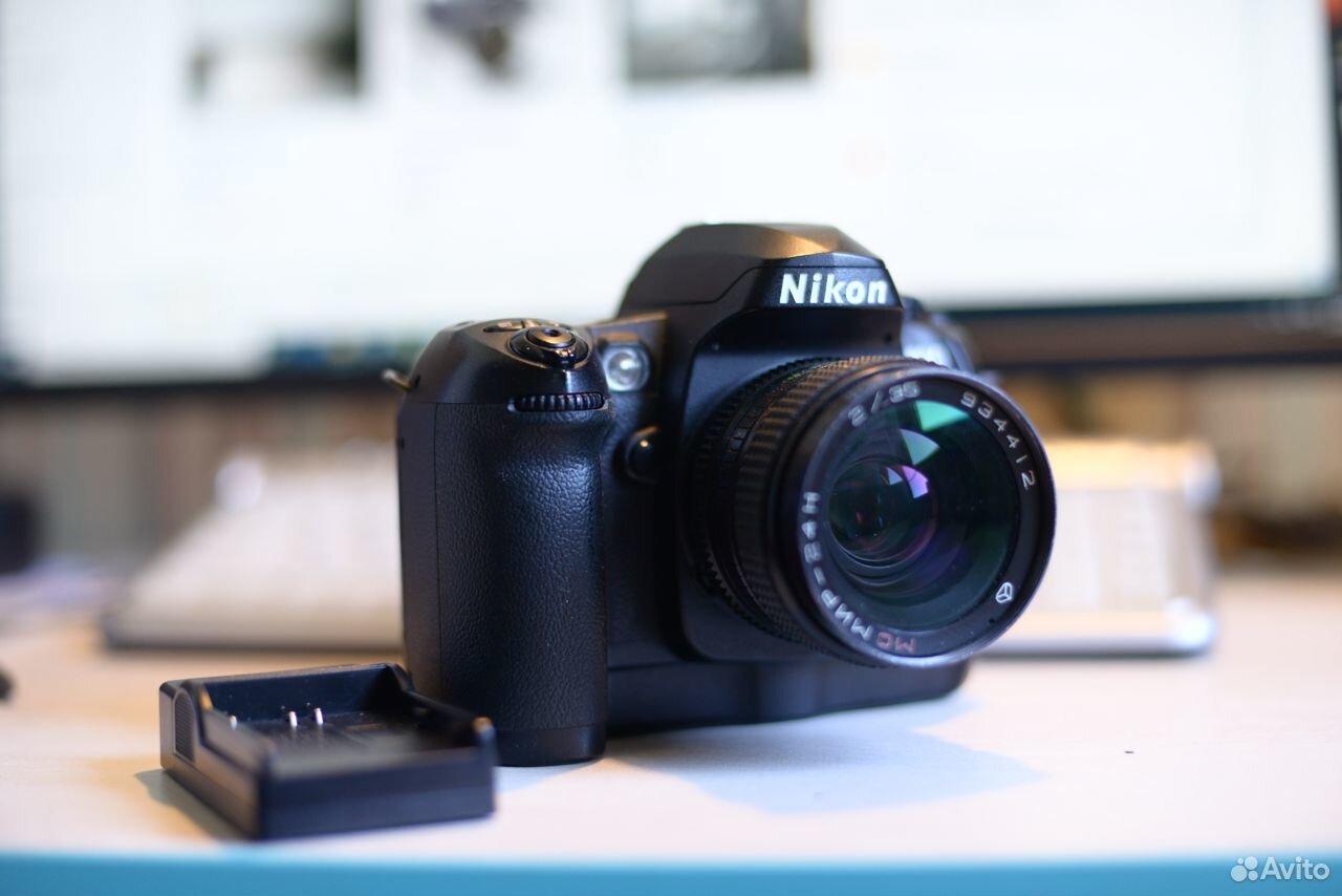 Цифровая зеркалка Nikon D100 (тушка)  89038702284 купить 1
