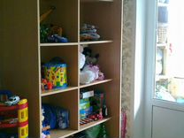 Шкаф детский 3D