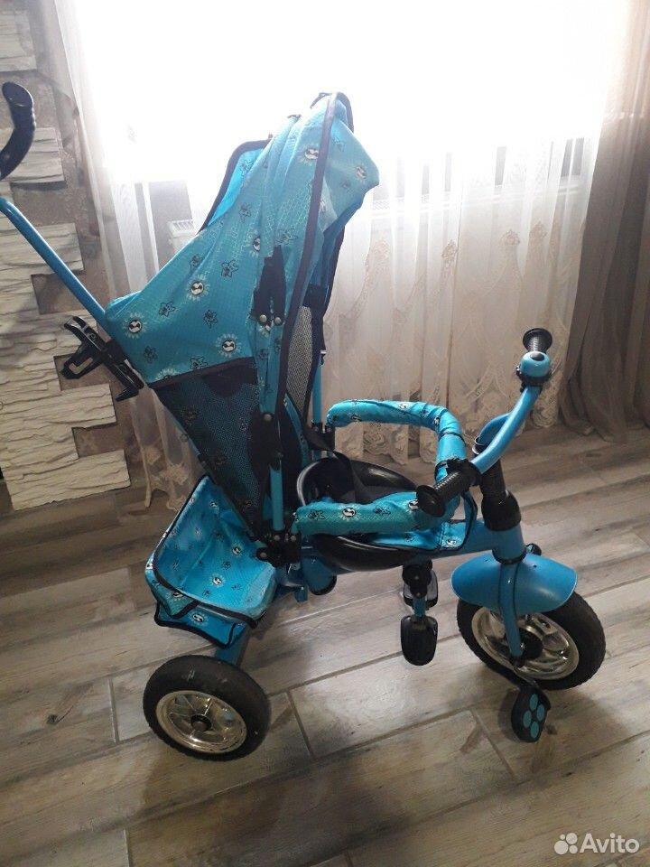 Трехколесный велосипед  89180951366 купить 1
