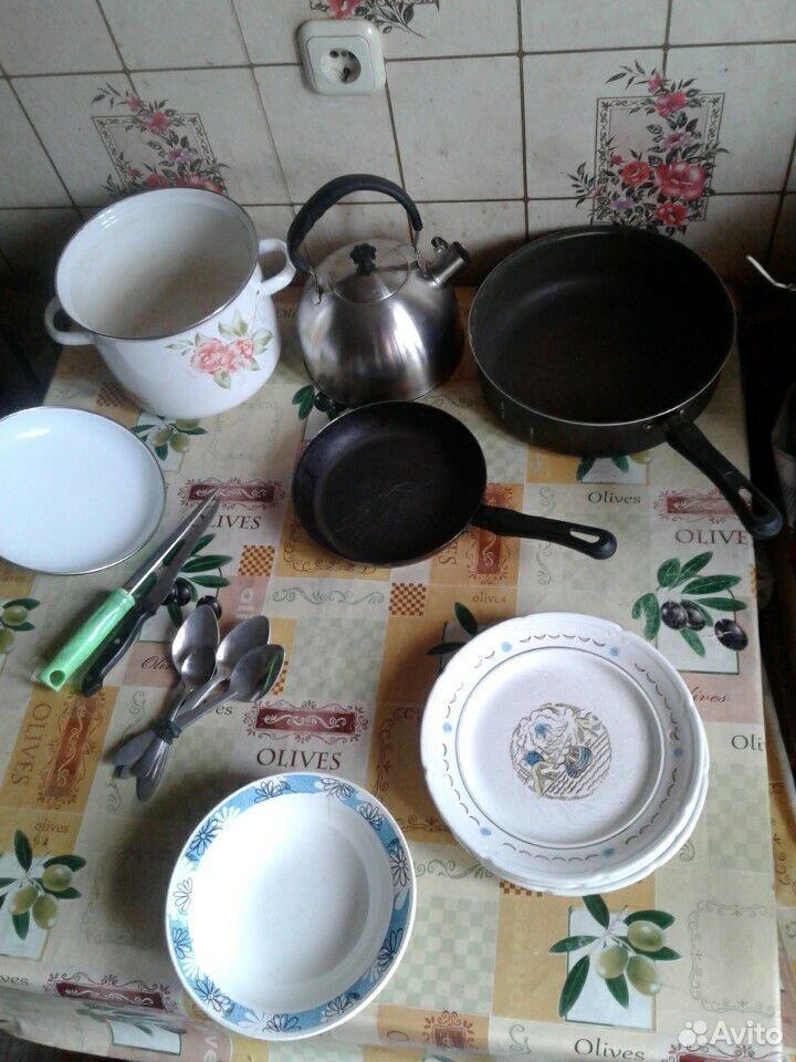 Посуда б/у  89042016863 купить 3