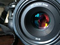 Фотоаппарат sony alpha a58+объективы и вспышка