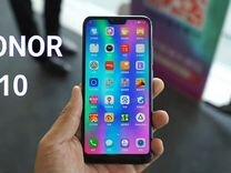 Honor 10 Black 6+64GB
