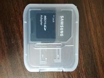 Карта памяти MicroSD 64 GB SAMSUNG EVO Plus