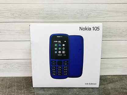 Новый телефон Nokia 105 DS / 2 SIM